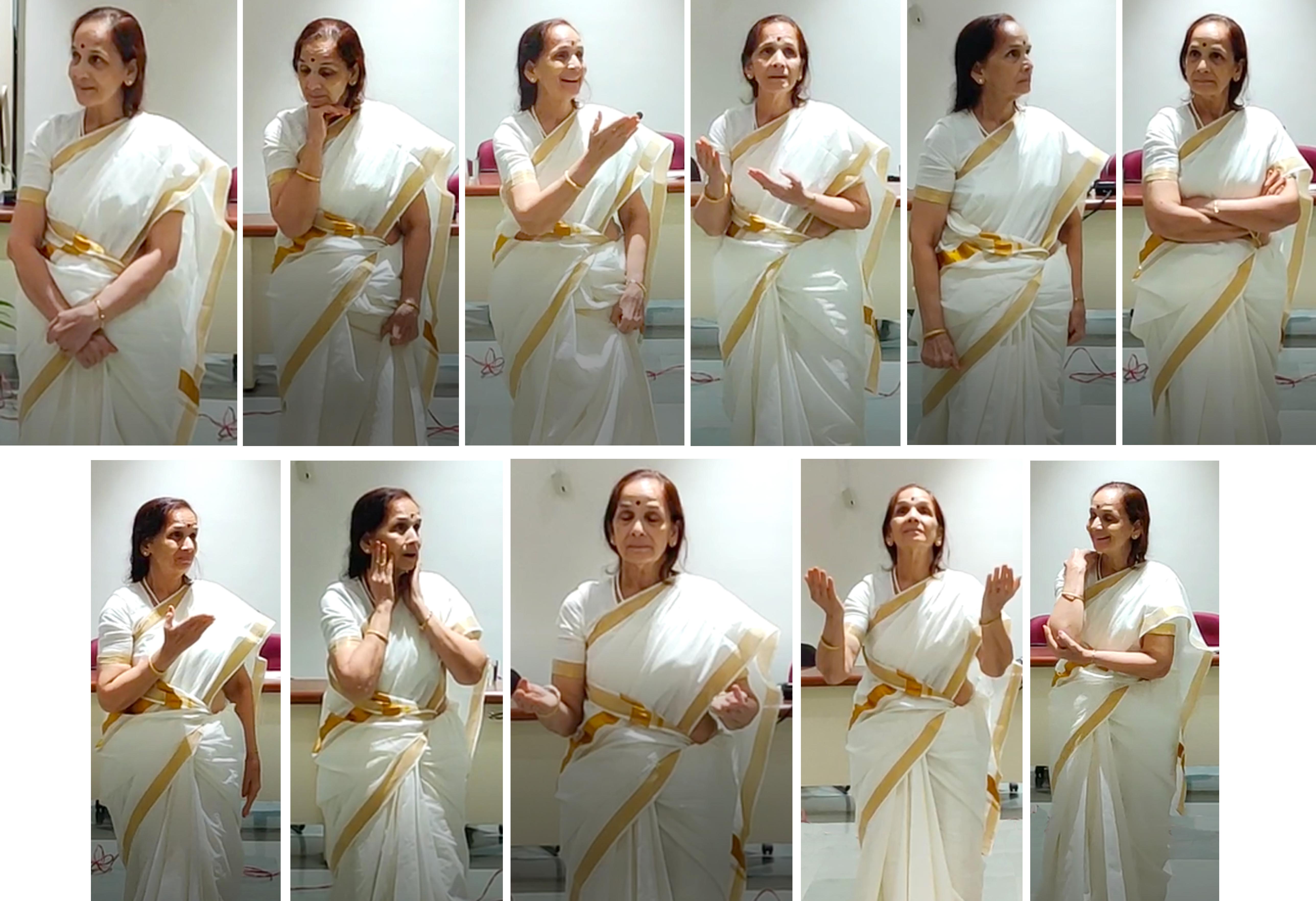 The Expressions of Swaras- Dr. Prem Dave